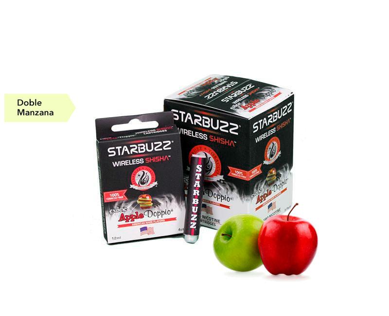 CAJA 5 BLISTER RECAMBIO STARBUZZ EXOTIC APPLE DOPP