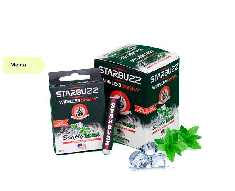 CAJA 5 BLISTER RECAMBIO STARBUZZ EXOTIC SIMPLY MIN