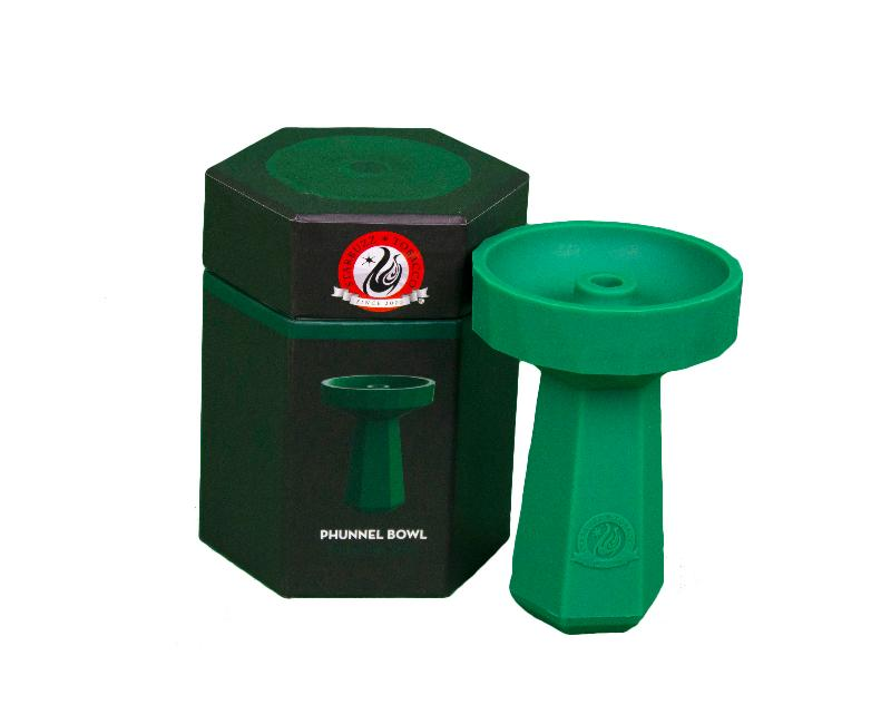STARBUZZ SILICONE PHUNNEL BOWL GREEN