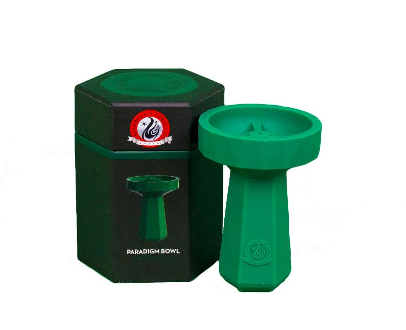 STARBUZZ SILICONE PARADIGM BOWL GREEN