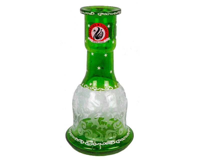 STARBUZZ PREMIUM GLASS BASE GREEN