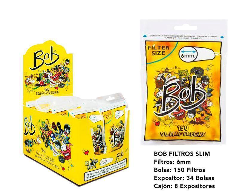 EXP 34 BOB FILTROS 6mm 150