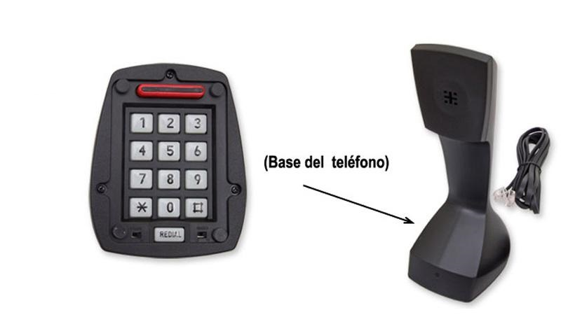 TELEFONO NORDICOFON MC/700