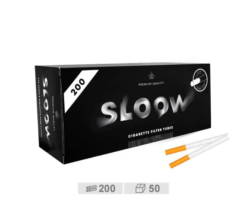 CAJON 200 FILTER TUBES CLASSIC SLOOW