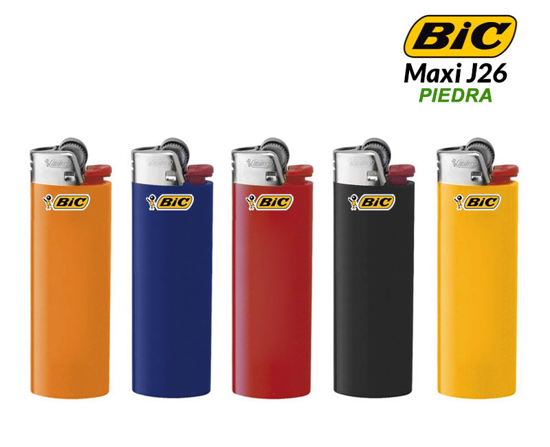 EXP 50 BIC J26 MECHERO MAXI BIC