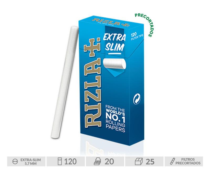 EXP 20 RIZLA FILTROS  ULTRA SLIM 5'7
