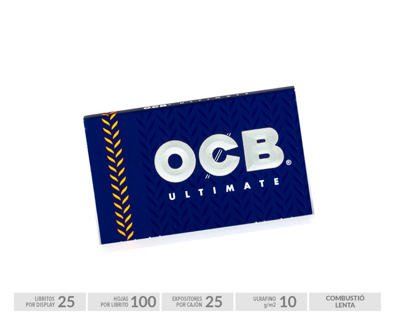 EXP 25 OCB ULTIMATE DOBLE Nº 4