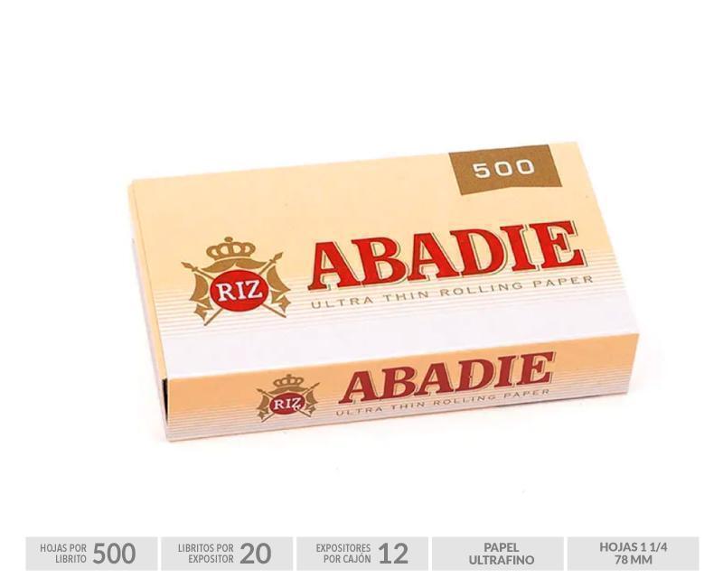 EXP 20 ABADIE BLOC 500