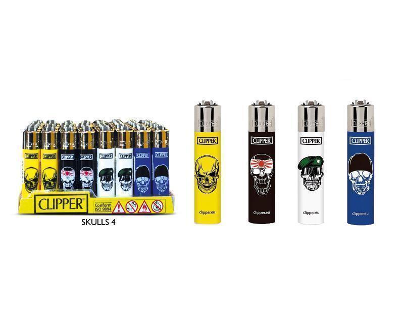 EXP 48 CLIPPER MINI CP22 SKULLS 4