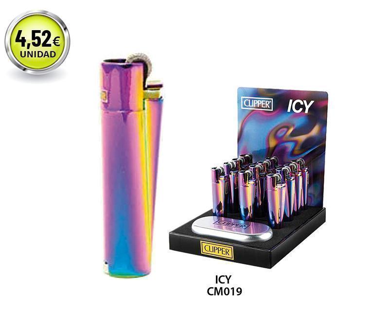 EXP 12 CLIPPER METAL ICY COLORS 2 CM019