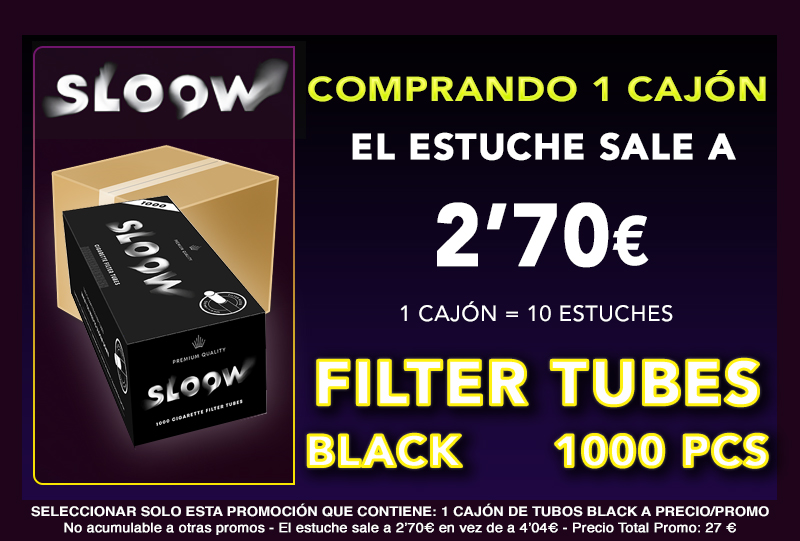 1000 CAJON TUBOS CLASSIC SLOOW