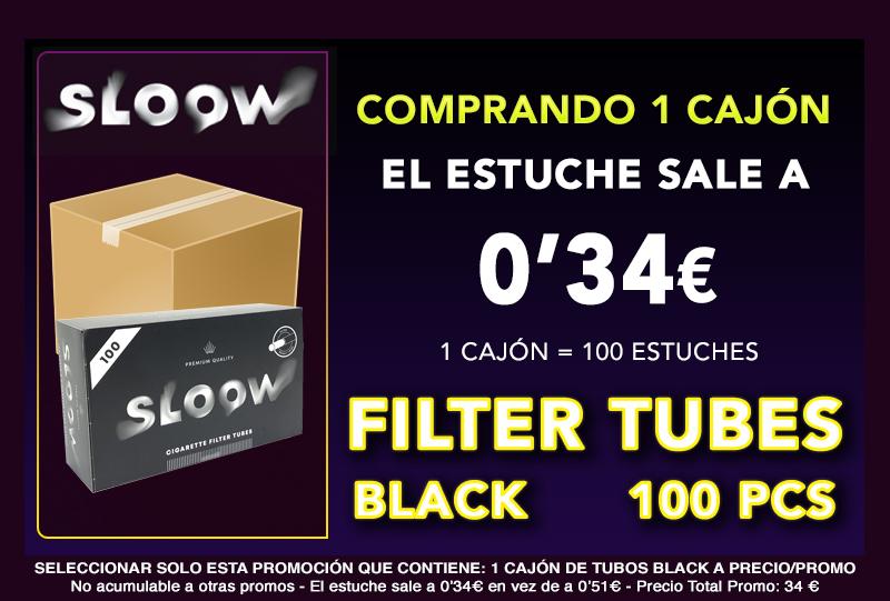 100 CAJON TUBOS CLASSIC SLOOW