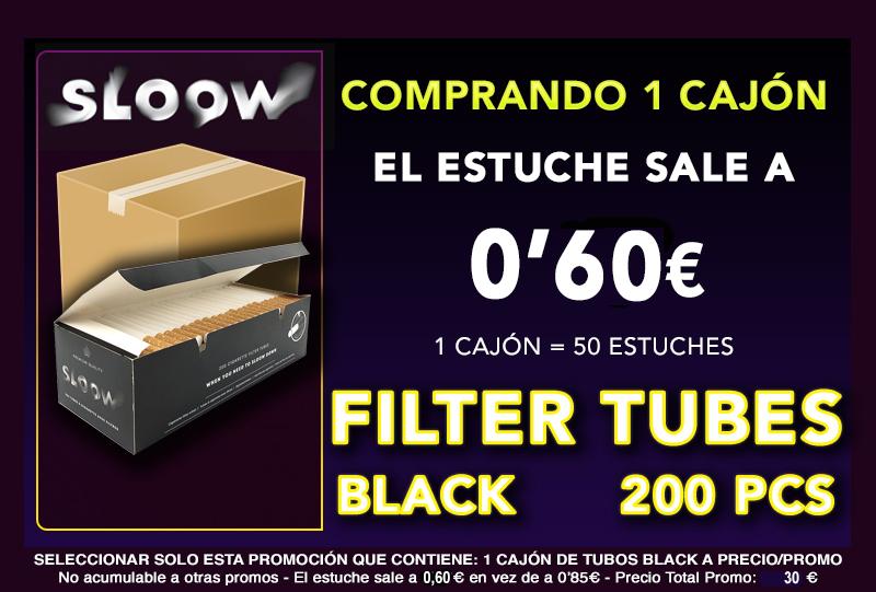 200 CAJON TUBOS CLASSIC SLOOW