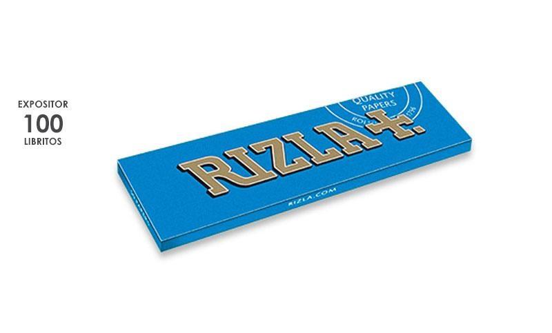 EXP 100 RIZLA REGULAR BLUE