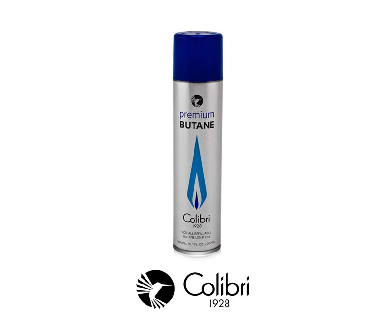 EXP 12 GAS BUTANO COLIBRI 90ML