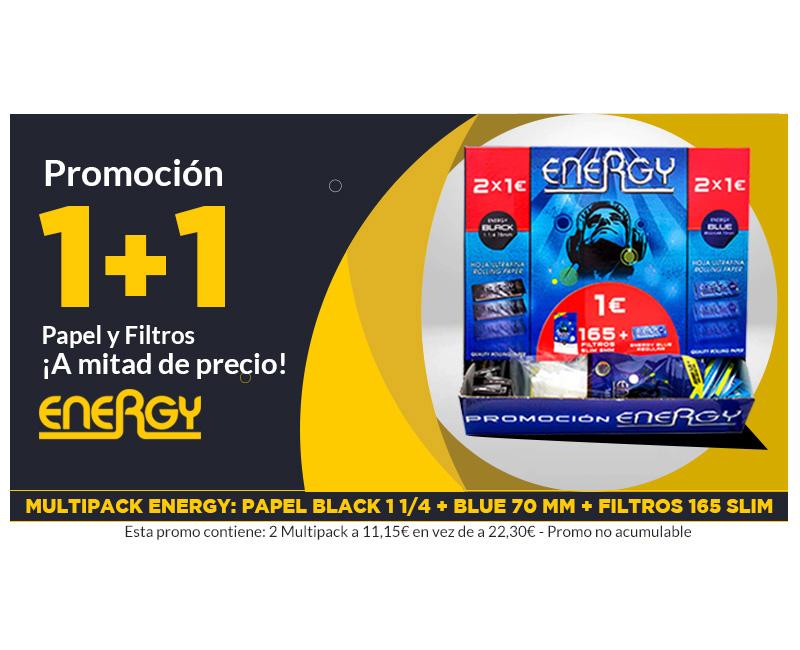 EXP ENERGY MULT. BLUE+BLACK+FILTROS (1+1)