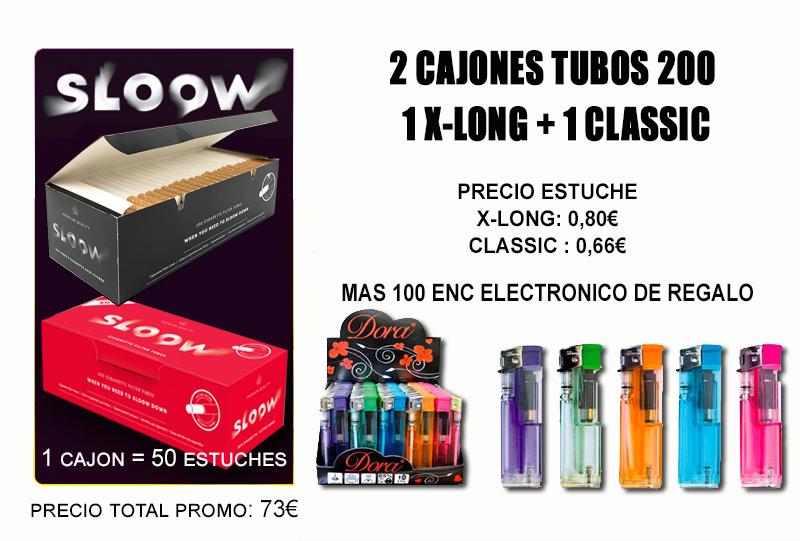 200 1 CAJON XLONG + 1 CAJON CLASSIC SLOOW ENC