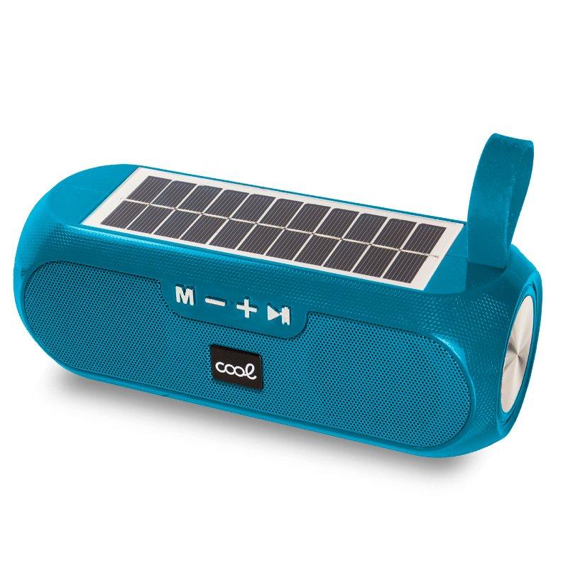 Altavoz Universal Bluetooth Glasgow (10W) Solar