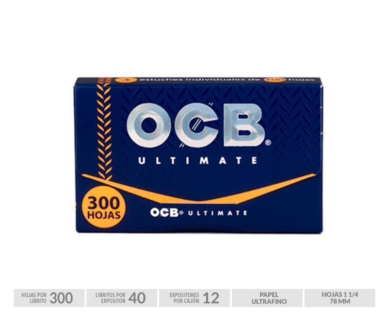 EXP. OCB ULTIMATE BLOCK 300