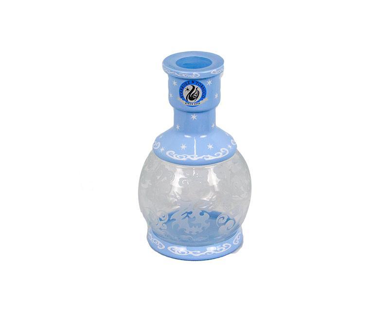 STARBUZZ GLASS BASE SEXY GIRL BABY BLUE