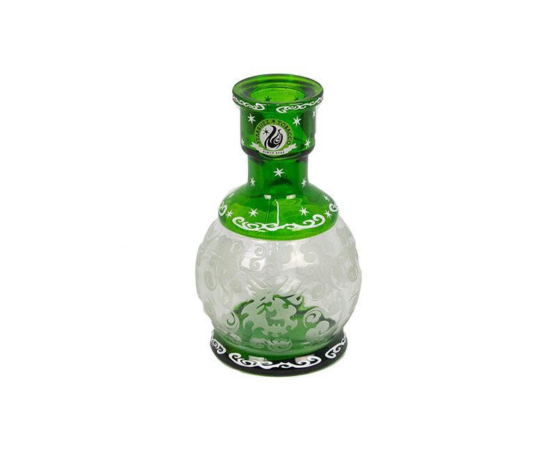 STARBUZZ GLASS BASE SEXY GIRL GREEN