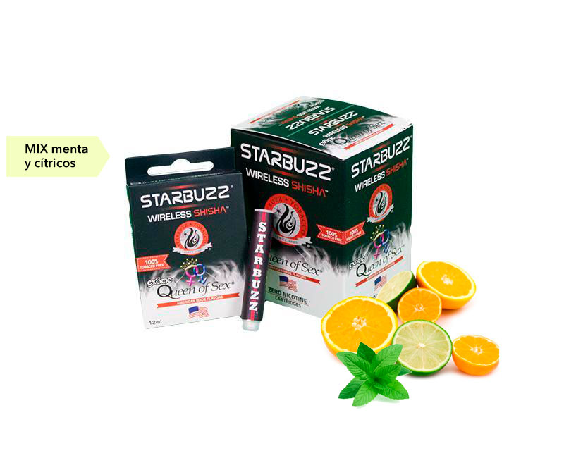 CAJA 5 BLISTER RECAMBIO STARBUZZ EXOTIC QUEEN OF S