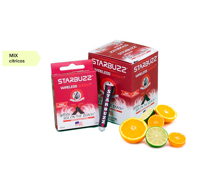 CAJA 5 BLISTER RECAMBIO STARBUZZ EXOTIC SEX ON THE
