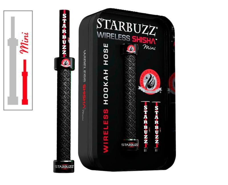 STARBUZZ MINI WIRELESS SHISHA PURPLE