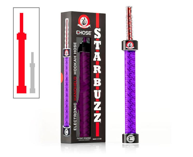 SHISHA PORTABLE STARBUZZ PURPLE