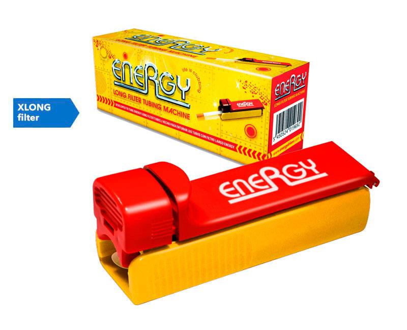 ENERGY LONG & CLASSIC FILTER TUBING MACHINE