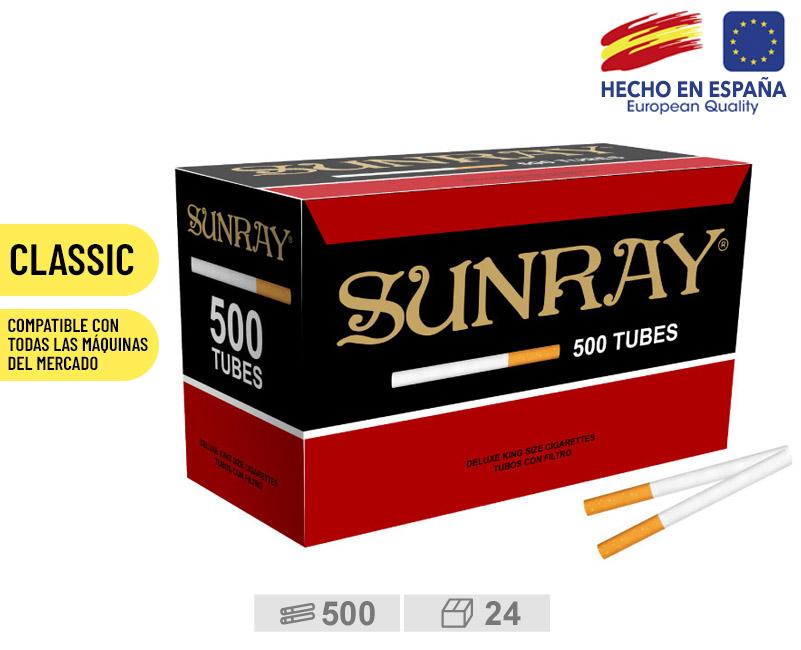 CAJON TUBOS 500 SUNRAY