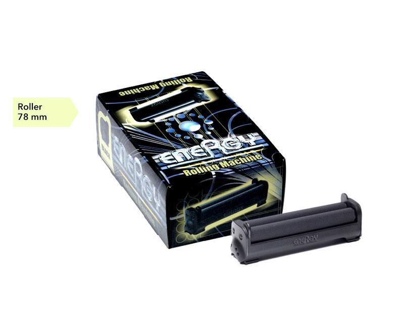 EXP 10 ROLLER ENERGY BLACK 78 MM