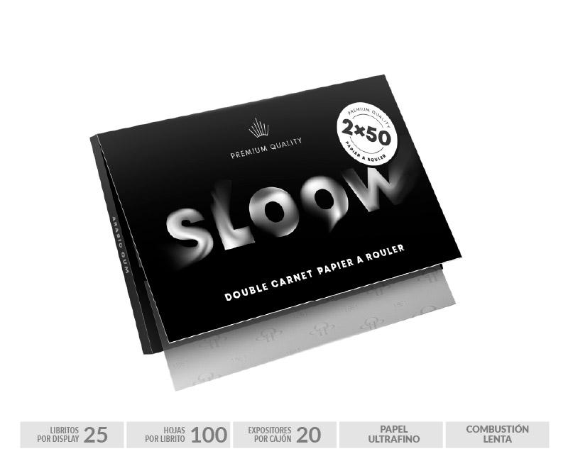 EXP 25 SLOOW BLACK 70MM DOBLE 14gr-100H