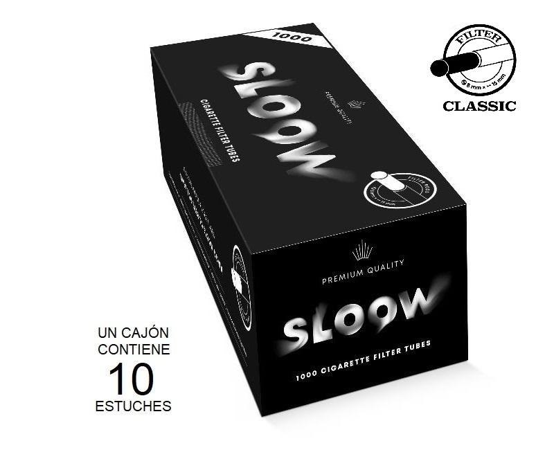 CAJON 1.000 FILTER TUBES CLASSIC SLOOW