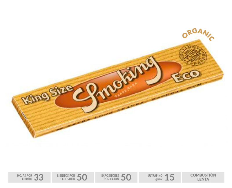 EXP 50 SMOKING KING SIZE ECO