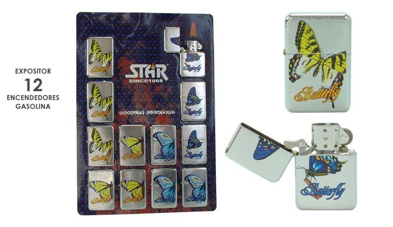 EXP 12 ENC GASOLINA STAR MARIPOSAS 2