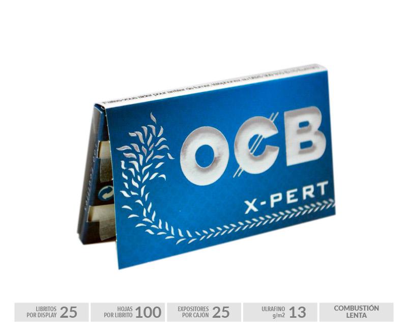 EXP 25 OCB X-PERT BLUE DOBLE