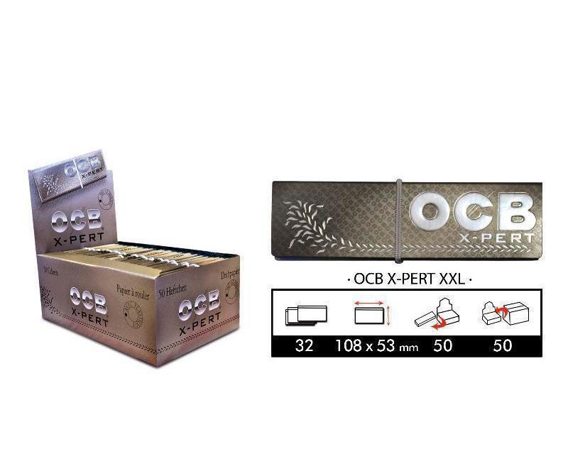 EXP 50 OCB X-PERT XXL