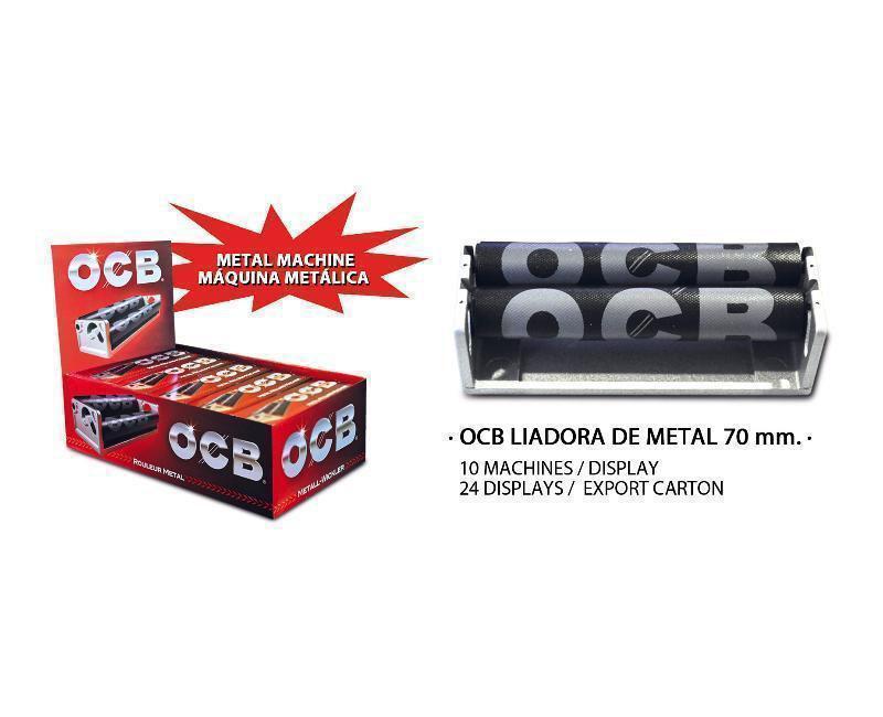 EXP 10 OCB LIADORA METAL 70MM