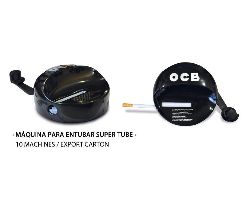 OCB MAQUINA DE ENTUBAR SUPER TUBE