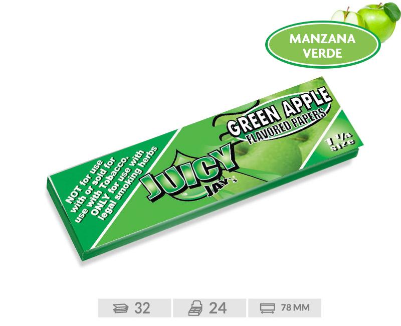 EXP 24 JUICY JAY'S 1 1/4 GREEN APPLE