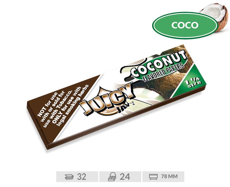 EXP 24 JUICY JAY'S 1 1/4 COCONUT