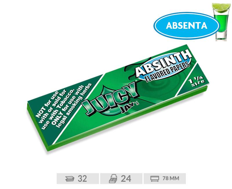 EXP 24 JUICY JAY'S 1 1/4 ABSINTU