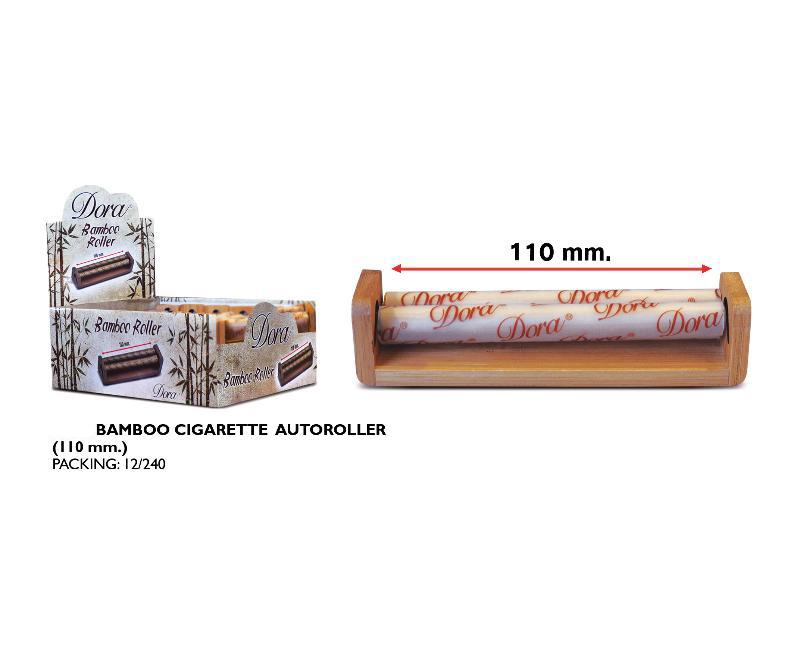 DORA EXP 12 BAMBOO CIGARETTE AUTOROLLER 110mm