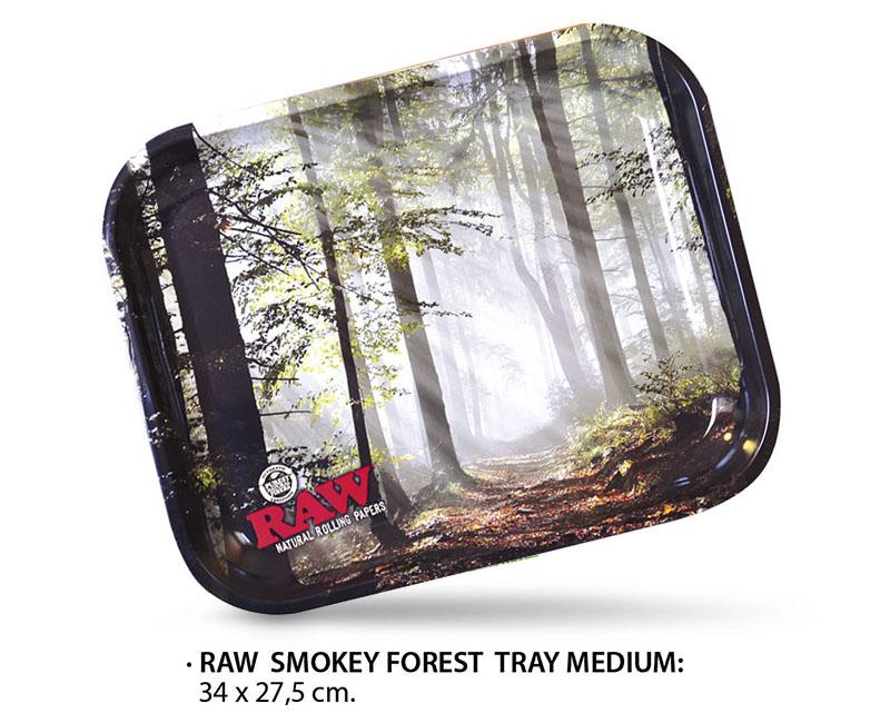 RAW TRAY FOREST MEDIUM