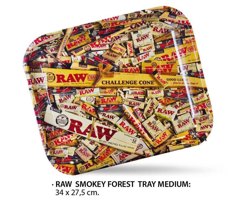 RAW TRAY DAZE MEDIUM