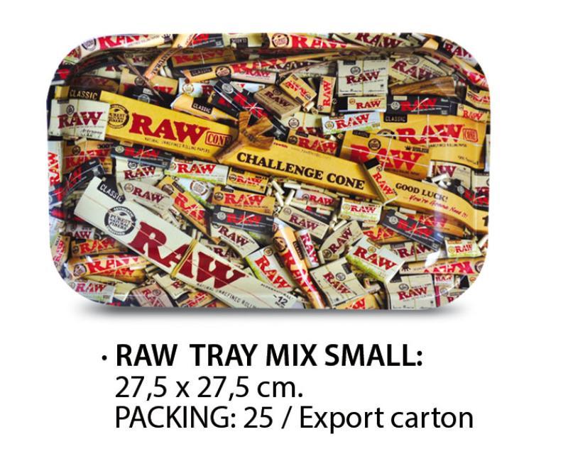 RAW TRAY MIX SMALL