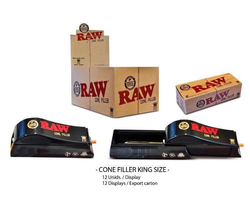 EXP 12 RAW CONE FILLER KS