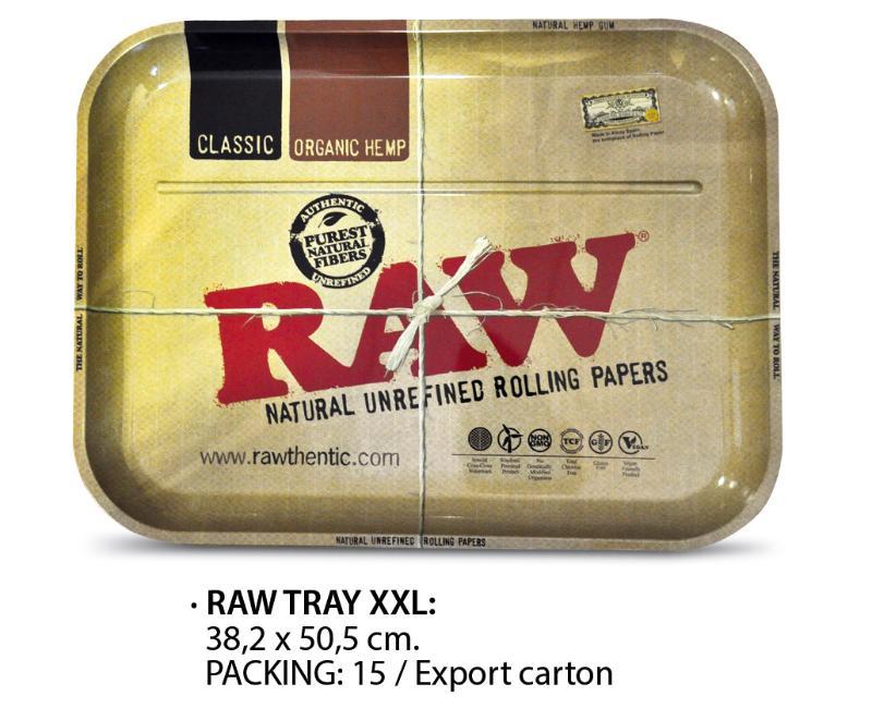 RAW TRAY METAL XXL