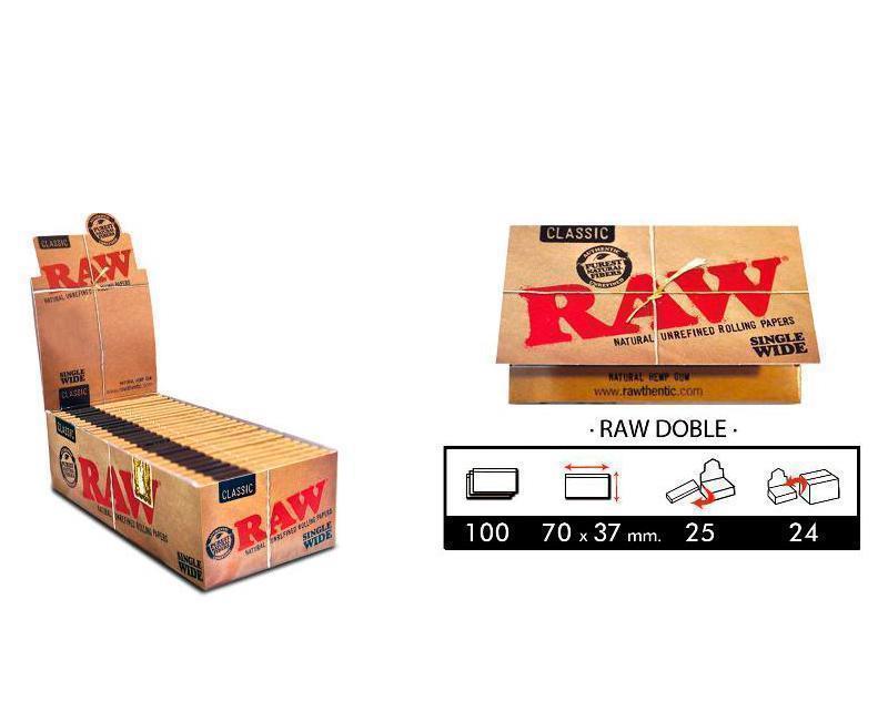 EXP 25 RAW DOBLE